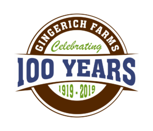 Gingerich Farms Celebrating 100 Years